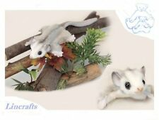 Feather Tail Glider Plush Soft Toy by Hansa. 6068