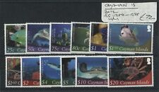 Cayman Islands 2012 SG.1284-1295 U/M