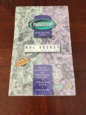 1994/95 Parkhurst Series 1 Hockey Cards Unopened Box Factory Sealed