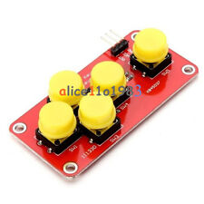 Analog Button for Arduino AD Keyboard Electronic Blocks Simulate Five Key Module
