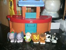 Little People NOAH'S ARK Playset with Animals FISHER-PRICE