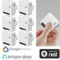 For SONOFF Mini Smart Home WiFi DIY Switch Remote Control Support Alexa Google