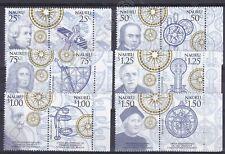 More details for nauru mnh stamp set 2006 exploration & innovation sg 613-625