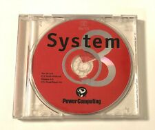Mac OS 8 CD PowerComputing Operating System CD-ROM
