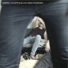 HERPES - SYMPTOME UND BESCHWERDEN  CD NEU