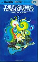 The Flickering Torch Mystery (Hardy Boys, Book 22) by Franklin W. Dixon