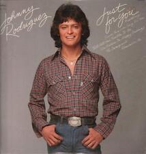 Johnny Rodriguez(Vinyl LP)Just For You-Phonogram-SRM 1 5003-US-1977-NM/M
