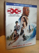 xXx: Return of Xander Cage (Blu-ray Disc, 2017) Vin Diesel Donnie Yen