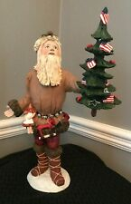 "Duncan Royale ""The Pioneer"" History of Santa Claus 1 ~ Resin Collectible"