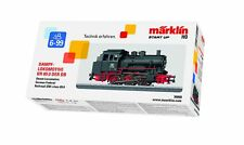 Märklin start up Steam Locomotive Class BR 89.0 DB Era III