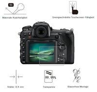 Nikon D850 0,4 mm Adhäsion Displayschutzglas Schutzfolie LC7722