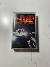 GEORGE THOROGOOD Live Cassette Tape 1986 Blues Boogie Rock