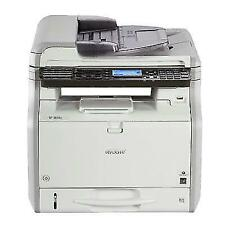 Ricoh Aficio MP 1600SPF Multifunction B & W PostScript Driver for Windows
