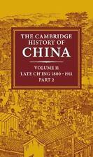 The Cambridge History of China-ExLibrary