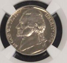 1956 Proof  68 NGC Graded Jefferson Nickel