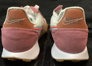 Nike Air sz 12 wmns Or 10.5 Men vtg lot Gum Waffle Racer og