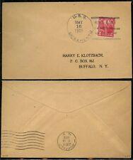 HONG KONG 1928 SHIP USS SACRAMENTO MARITIME NAVY POSTMARK