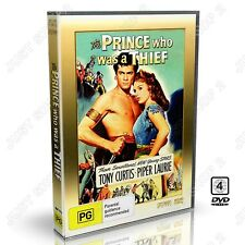 The Prince Who Was a Thief (1951)  : New DVD