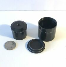 Vintage Brandon Vernonscope 8mm eyepiece with the metal canister.