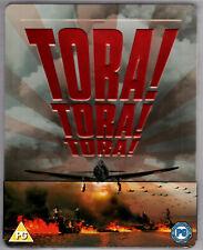 TORA! TORA! TORA! BLU-RAY STEELBOOK NEU & OVP SEALED PRÄGUNG