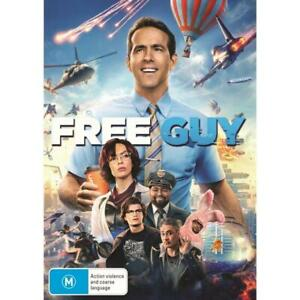 FREE GUY DVD, NEW & SEALED ** NEW RELEASE ** 290921, FREE POST,