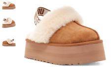 UGG Funkette Slide Chestnut Slipper Clog Women's US sizes 5-11/NEW!!!