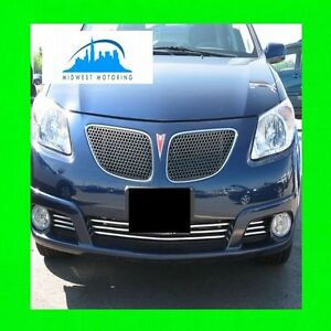2005-2008 PONTIAC VIBE CHROME TRIM FOR GRILLE GRILLE W/5YR WARRANTY