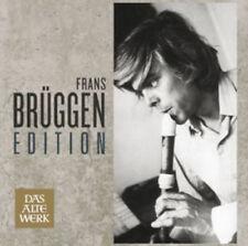 Frans Brüggen : Frans Bruggen Edition CD (2012) ***NEW***