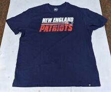 New England Patriots 47 Brand Mens  T-Shirt  NEW Medium