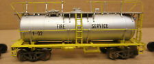 Oriental Limited 0449 G.N. Water Car Painted for Fire Service. HO Brass