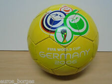 BALL Football Soccer FIFA WORLD CUP GERMANY 2006 GOLEO MASCOT Official Product