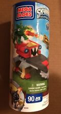 MEGA BLOKS, SKYLANDERS, CHAINSAW CHARGER #95344, 90 PIECES