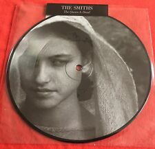 """THE SMITHS -The Queen Is Dead- Very Limited 7"""" Picture Disc (2017 Vinyl Record)"""