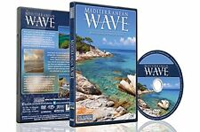 Beach DVD - Mediterranean Waves - Beautiful Beaches and Oceans With Relaxing Mus