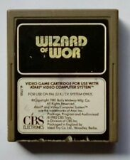 ***CARTRIDGE ONLY*** Wizard Of Wor by CBS for Atari 2600
