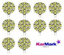 G4 12 LED x 10  LAMP / BULB    12v    2.2w