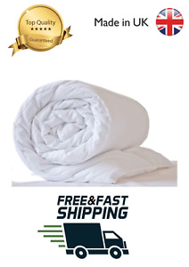 Anti Allergy Quilt Duvet 4.5 10.5 13.5 15 Tog Single Double king Super King Size
