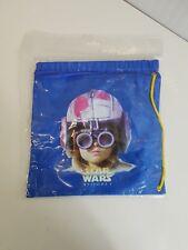 STAR WARS - EPISODE 1 ANAKIN Skywalker Pod Racer Shoe Bag pull string Retro