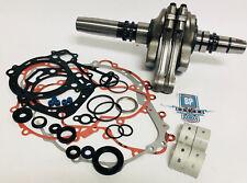07-15 Can Am BRP Renegade 800 800R HD Crank Gaskets Rods Bottom End Rebuild Kit