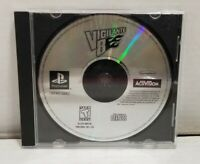 Vigilante 8 (Sony PlayStation 1, 1998) PS1 PSOne PSX PS2 Video Game TESTED DISC