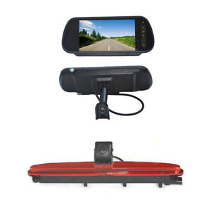 """7"""" Rear View Screen Display & Reverse Camera for Iveco Daily Van (2014-Current)"""