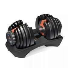 NEW Bowflex SelectTech 552 SINGLE Adjustable Dumbbell USPS Shipping! ONLY ONE DB
