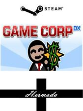 Game Corp DX Steam Key - for PC, Mac or Linux (Same Day Dispatch)