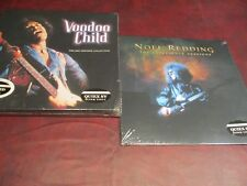 JIMI HENDRIX Voodoo Child 4 LP Red Vinyl Box BOOKLET SLEEVES +EXPERIENCE SESSION