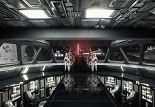Wallpaper photo wall mural giant size STAR WARS Destroyer Deck kids wallpaper