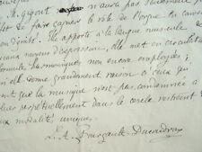 Bourgault-Ducoudray loue les harmonies nouvelles de Gigout.