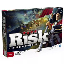HASBRO RISK BOARD GAME THE CONQUEST OF THE WORLD GAME NEW AND SEALED