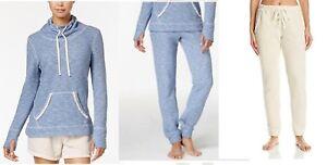 Lucky Brand Pajama Pants OR Pajama Top Brushed Terry Pants OR Sweatshirt
