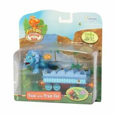 Learning Curve Dinosaur Train - Collectible Tank With Train Car