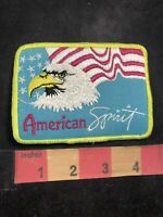 "American Flag USA Flag Eagle Patch 3/"" Screaming Eagle FAST USA SHIPPING"
